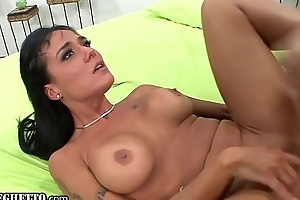 WhiteGhetto Cuckold Tighten one's belt Got His Wife Trounce Big Learn of EVER!