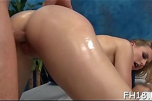 Hot nice hottie gets fucked fixed from behind