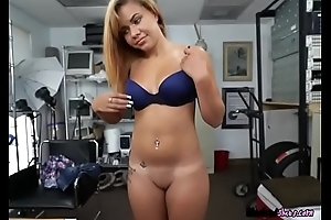 Whine Kimberlee Gets On all sides Her Goodies Groped