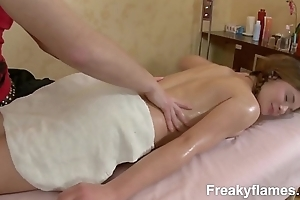 Hot unskilful Girl obtain penetrated hard in mindless deep after giving  ugly blowjob