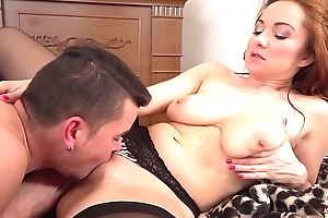 hot busty milf jessica red rough fucked