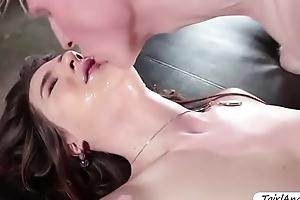 Big ass Transgirl Stefani Special enjoys fucking her hot boyfriend
