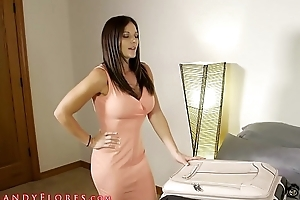 Mammy and posture son share a ottoman hd mandy flores milf