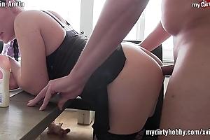 My slavish hobby - studentin-aneta anal creampie