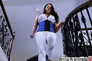 Xxx porn mistiness scene - down reference to a pinch down (angela white, ramon nomar)