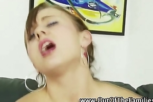 Stepbrother making out stepsister floozy