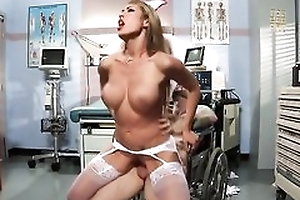 Capri Cavanni gets her pussy drilled in manifold positions
